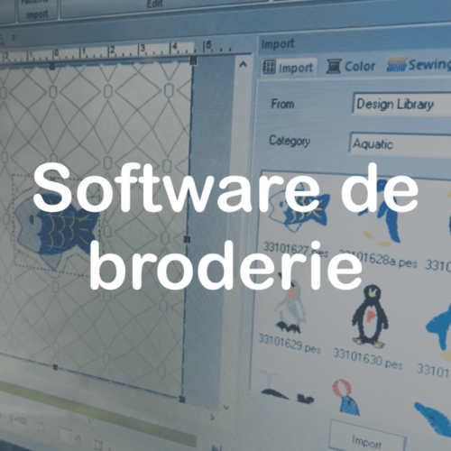 software broderie