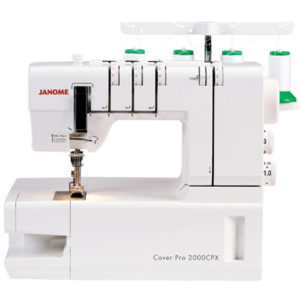 Janome 2000CPX CoverPro