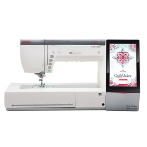 Janome Horizon Quilt Maker MemoryCraft 15000